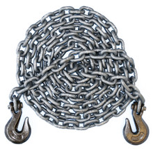 "1/2"" - Grade 100 Binder Chain - Grab Hooks - 10' Length"