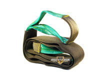 """Tree Saver Strap - Tow Strap - Low Impact - 4"""" Wide 8' Long"""