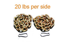 Weight Lifting Chain - 40 lbs