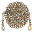 "3/8"" - Grade 70 Binder Chain - Grab Hooks - 25' Length"