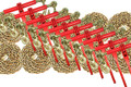 3/8 Transport Hauling Load Package - 10x Ratchet Binders - 10x 16' Foot Chains