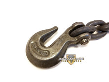 """1/2"""" Tail Chain - Hook Detail"""