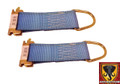E-Track Steel Rope Tie Off 2 Pack
