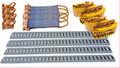 E-Track Transport Package - 4 Rails, 4 Tie Downs, 4 Tie offs, 4 12' Straps