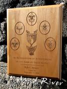 Eagle Scout Recognition Plaque