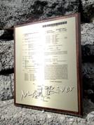 patent plaque