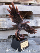 "12.5"" Eagle Scout Sculpture with Free Engraving"