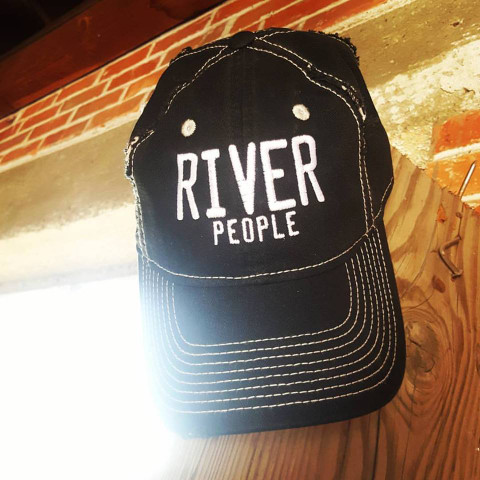 People Hats - custom embroidery