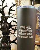 20 oz Double Wall Tumbler - Custom