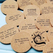 Coasters - Set of any 4