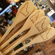 Home State Wood Spoon (your state)