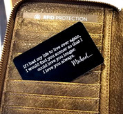 Wallet Insert sentiment