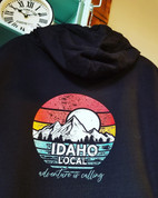 Hooded Idaho Local Pullover (Unisex)