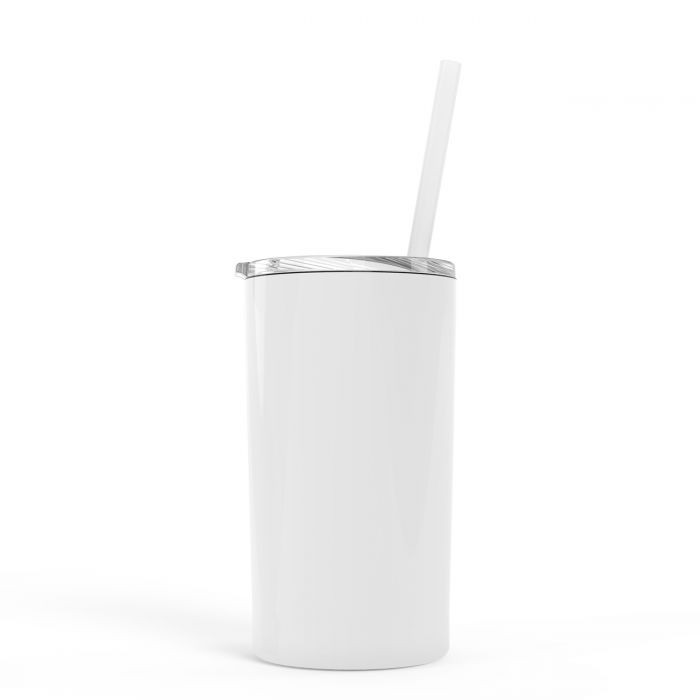 12 oz Skinny MINI Tumbler - Double Wall Stainless Steel