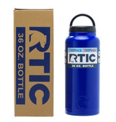 36 OZ RTIC Bottle - Double Wall Stainless