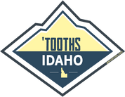 Idaho Tooths Decal