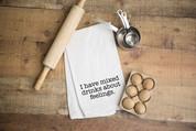 Mixed Drinks Flour Sack Towel