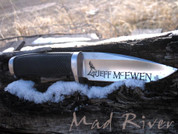 Custom Engraving on Your Knife