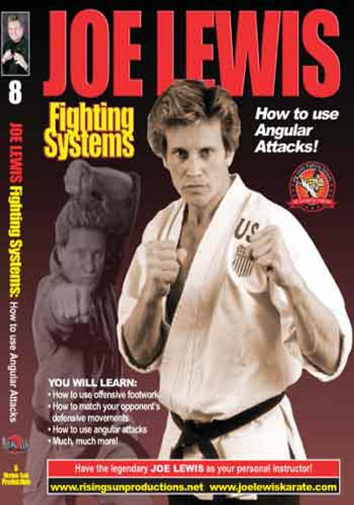 Joe Lewis - How to use Angular Attacks
