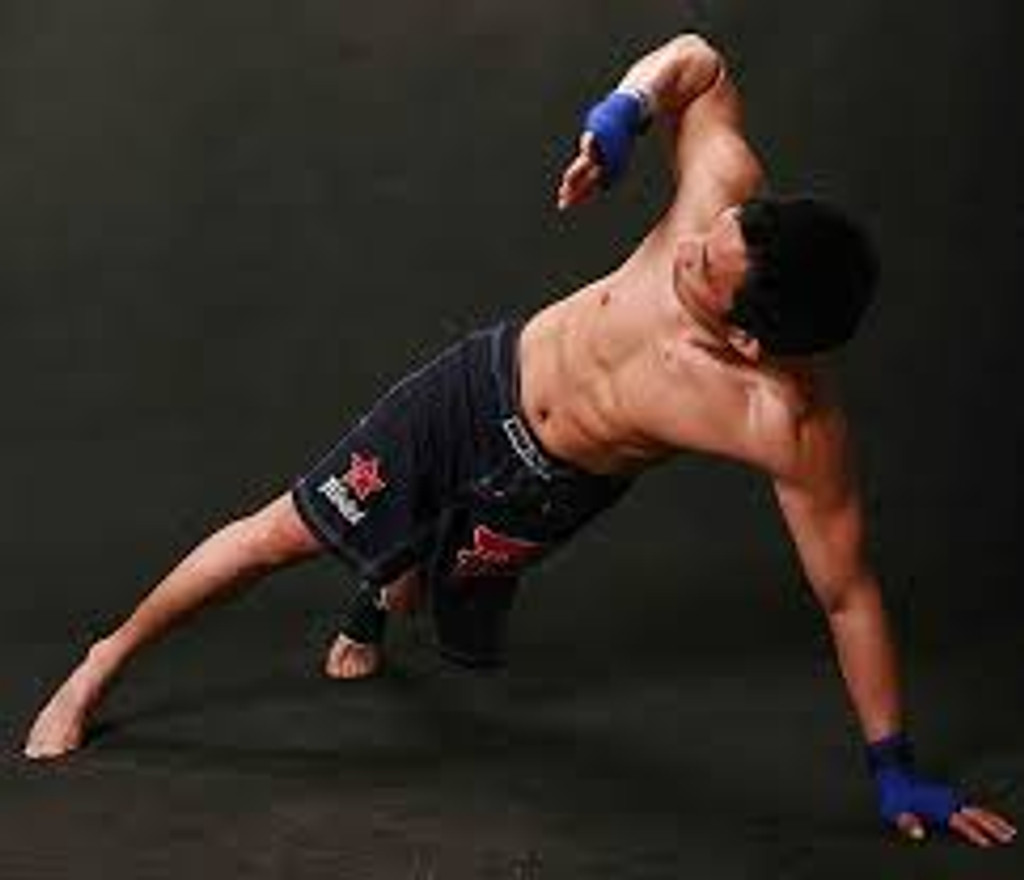 5 Top Health Benefits of practicing the Martial Arts