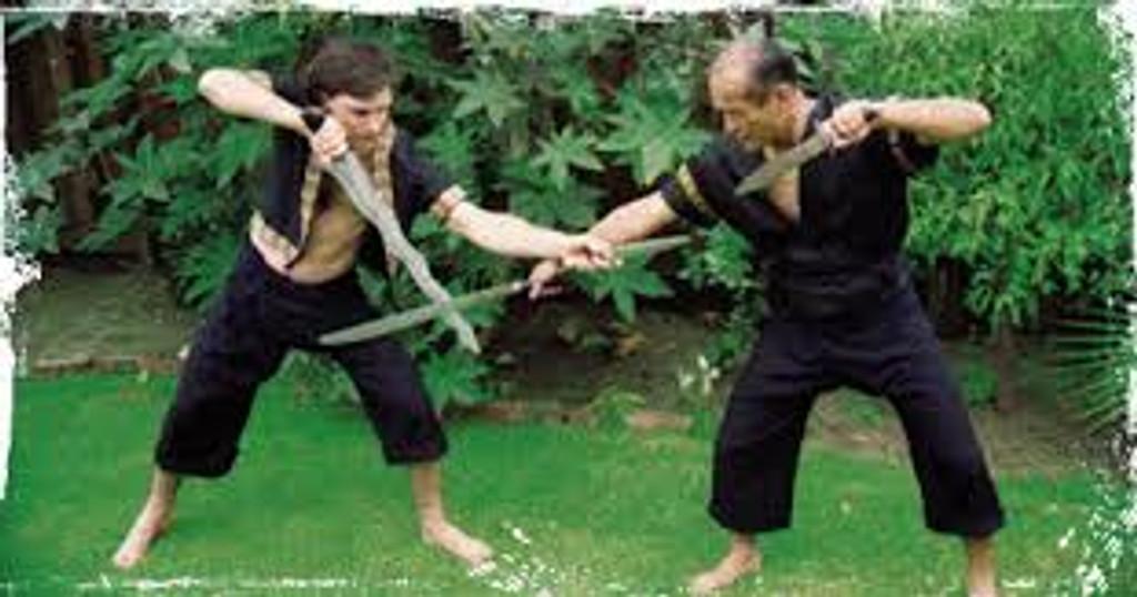 Filipino Martial Art of Kali