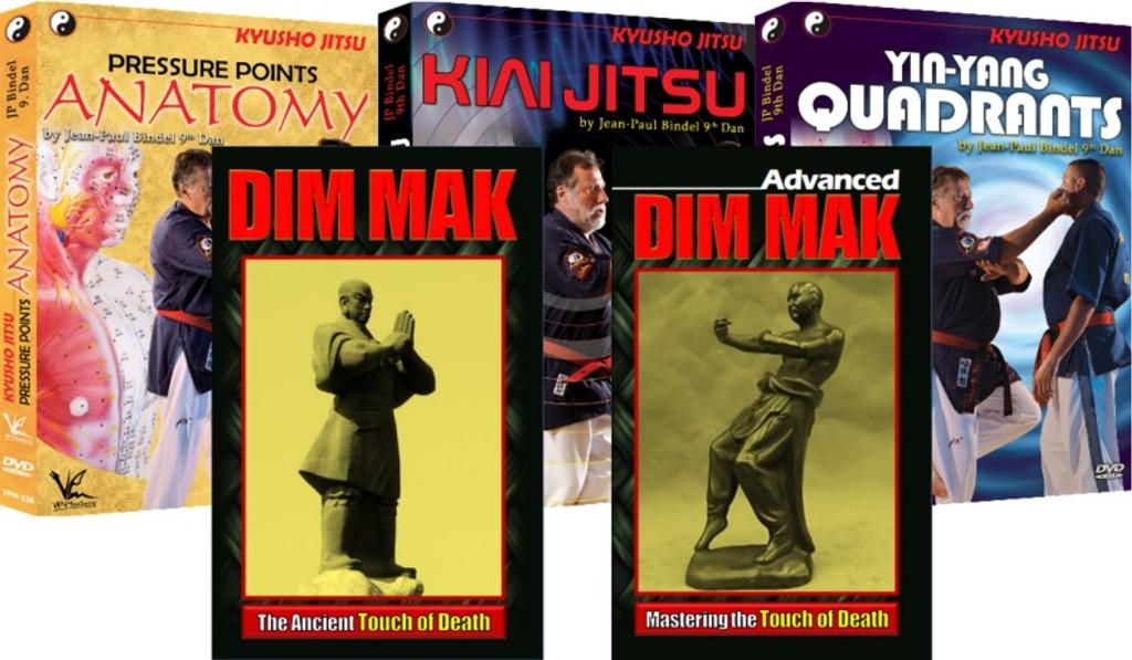 Kyushu Jitsu and Dim Mak