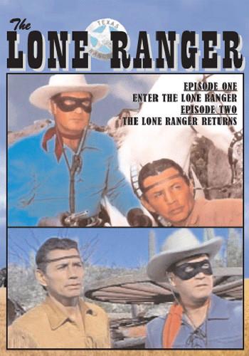 Lone Ranger Volume #1