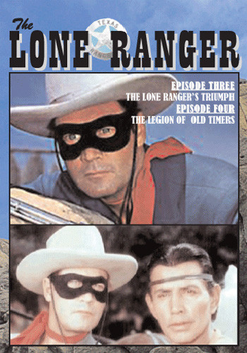 Lone Ranger Volume #2