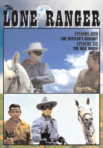 Lone Ranger Volume #3