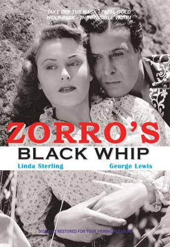 Zorro's Black Whip #2 Volume #5-6-7-8