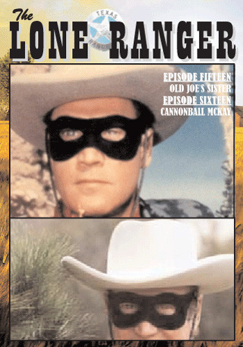 Lone Ranger Volume #8