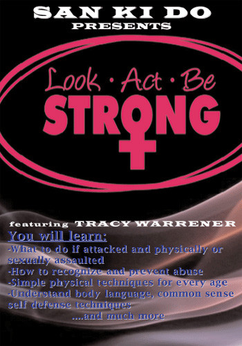 Look+Act+Be STRONG