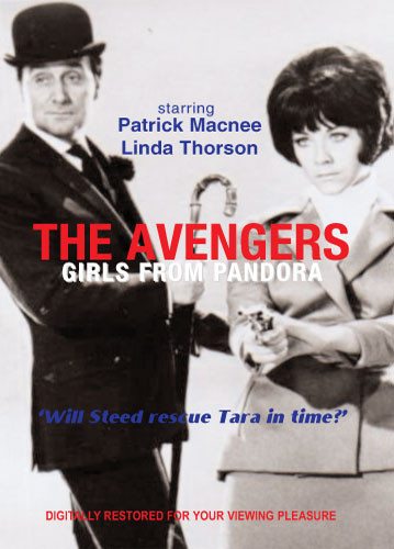 The Avengers- Girls from Pandora