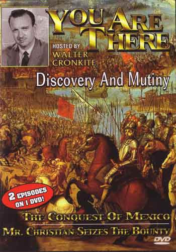 Discovery and Mutiny