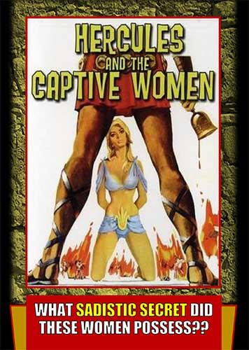 Hercules Captive Women