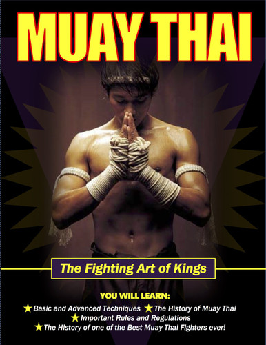 """Muay Thai """"The Fighting Art Of Kings""""  (Download)"""