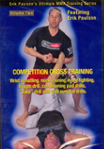Competition Cross Training Mixed Martial Arts Volume 2