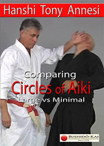 Circles of Aiki (Comparing The Circles of Aiki Large vs Minimal)