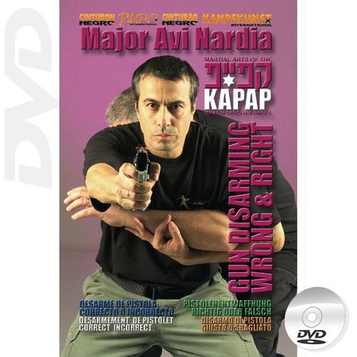 Kapap Lotar Krav Maga  Gun Disarming Keys