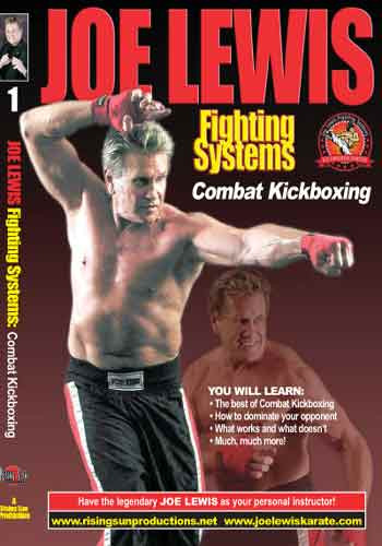 Joe Lewis - Combat Kickboxing