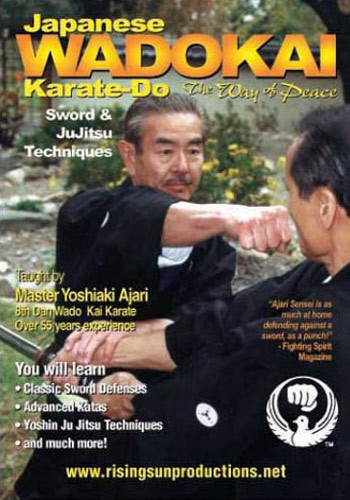 Wadu Ryu Karate Sword JuJitsu and Advanced Kata(DVDdownload)