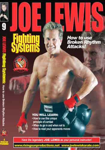 Joe Lewis - How to use Broken Rhythm Attacks