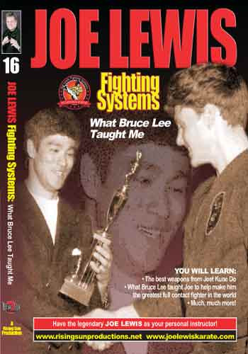 Joe Lewis - What Bruce Lee Taught Me