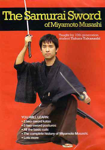 The Samurai Sword of Miyamoto Musashi - Ni Ten Ichi Ryu(DVD Download)