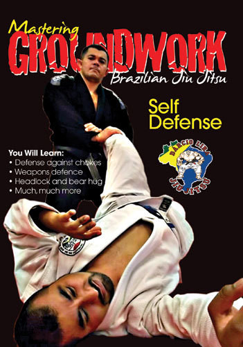 Mastering Ground Work #3Self Defense(DVD Download)
