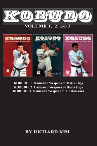 Kobudo 1,2 & 3 (Download)