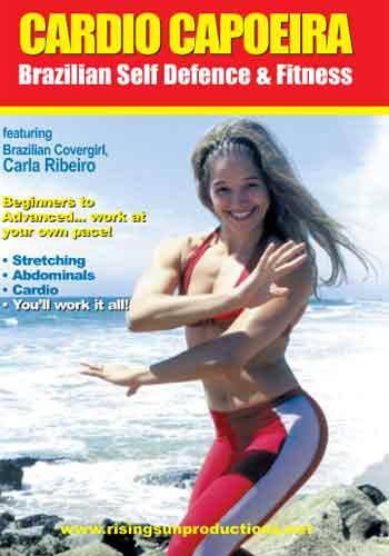 Cardio Capoeira #3 - Ultimate Workout