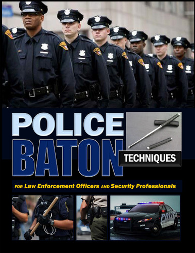 Police Baton Techniques (Download)