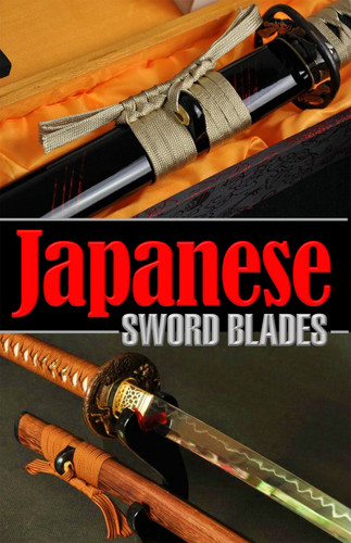 Japanese Sword Blades (Download)