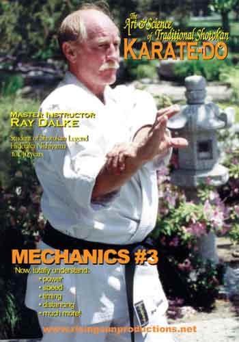Art and Science of Shotokan Karate Mechanics #3